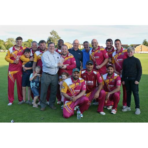DIXON AIR CONDITIONING -  TWENTY20 COMPETITION FINALS DAY